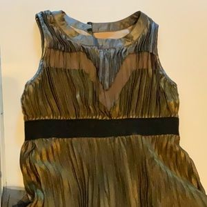 Girls Formal Dress Rare Editions Size 8 MAXI